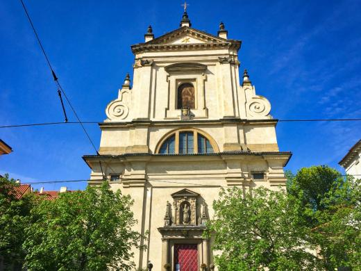 Church of Our Lady Victorious (Infant Jesus of Prague)