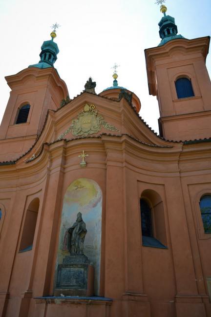 Church of St. Lawrence (Petřín hill)