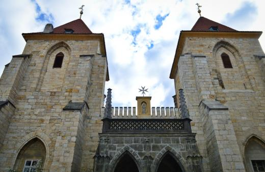 Church of Our Lady beneath the Chain