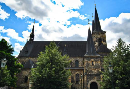 Church of St. Peter at Poříčí
