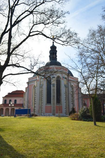 Church of the Virgin Mary and St. Charles the Great