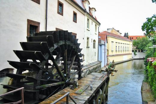 Grand Priory Mill