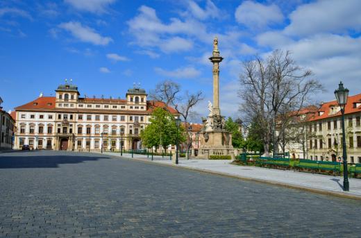 Hradčanské Square