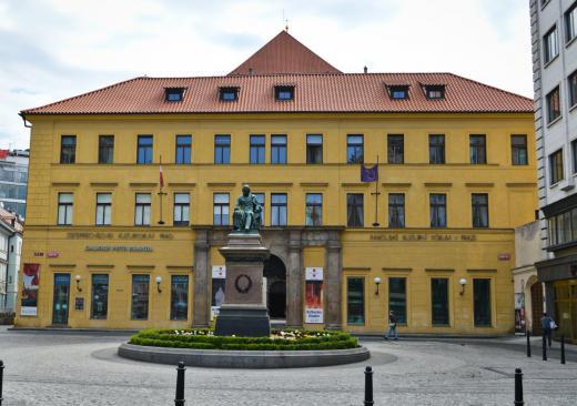 Joef Jungmann Square