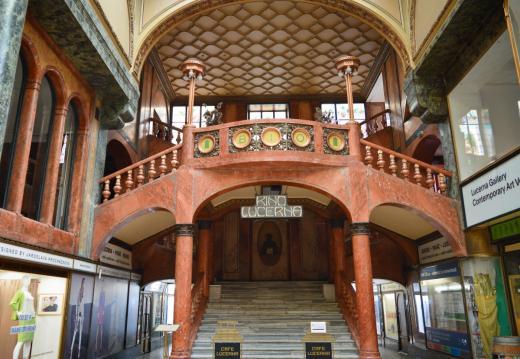 The Lucerna Palace & Arcade