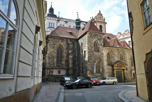 St. Martin in the Wall Church