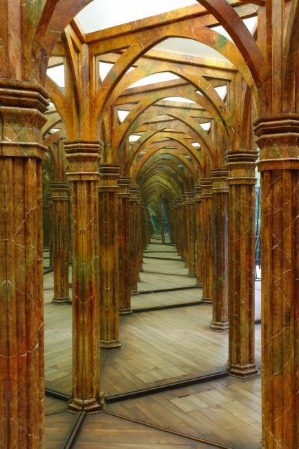 Mirror Maze (Petřín Hill)