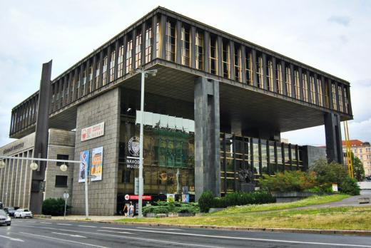 New Building of the National Museum