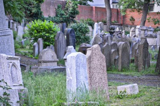 Old Jewish Cemetery at Žižkov