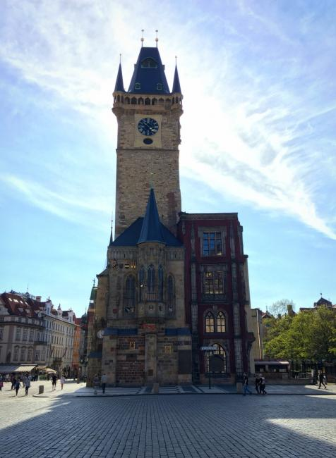 Old Town Hall - Old Town Square