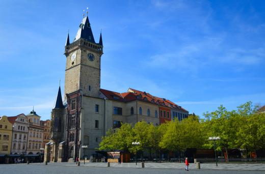 Old Town Hall with Astronomical Clock