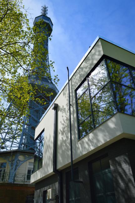 Petřín Lookout Tower