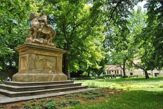 Saint Wenceslas Monument