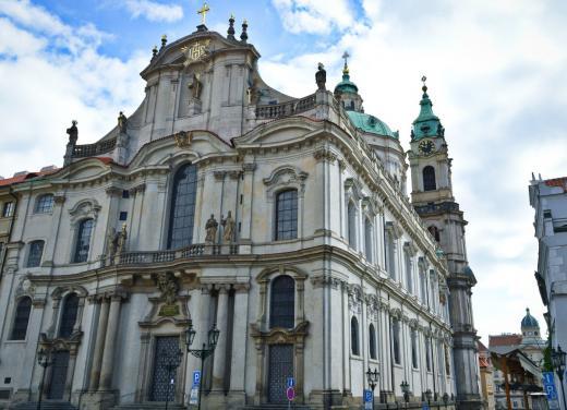 St. Nicholas Church (Lesser Town)