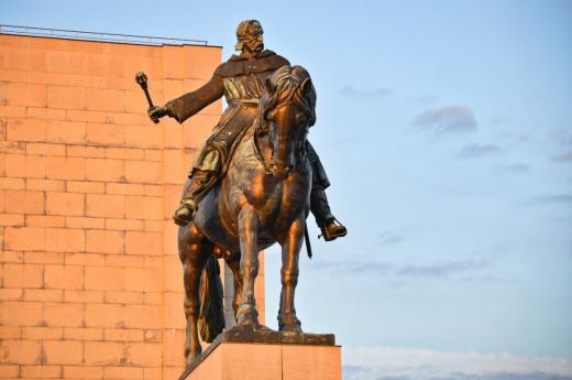 Statue of Jan Žižka