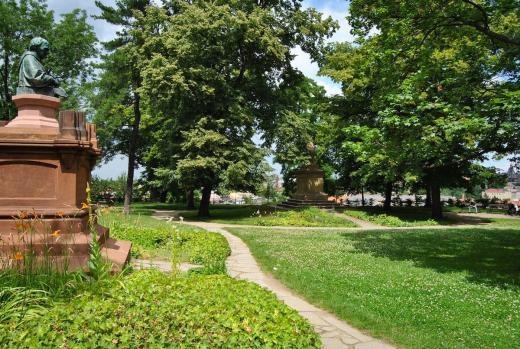 Štulc Monument & Garden