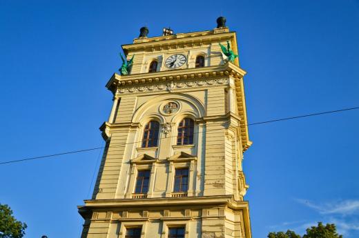 Vinohrady Water Tower