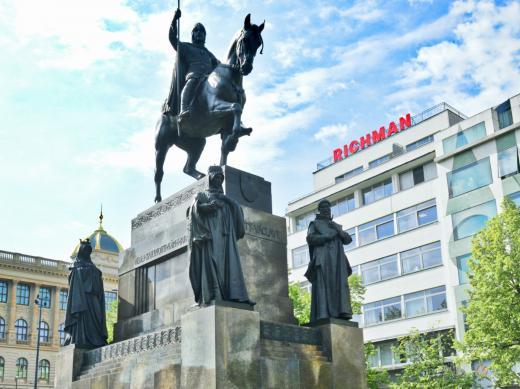 Wenceslas Monument