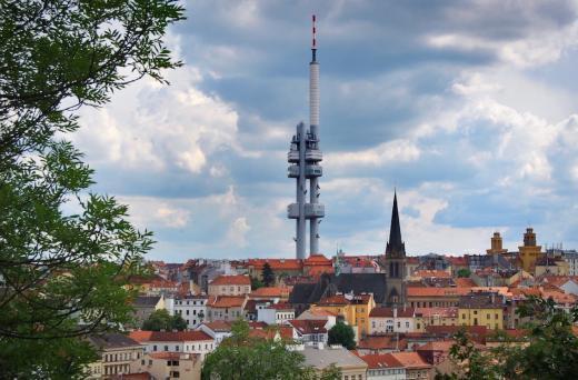 Zizkov TV Tower